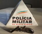 Após denúncia anônima, militares apreendem arma em São José da Varginha
