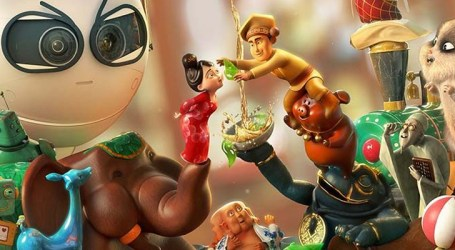 Cine News: Os Brinquedos Mágicos