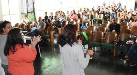 Conferência Municipal de Assistência Social discute direito do povo, financiamento público e participação popular
