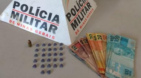 Suspeito de tráfico é preso em lava jato no Centro de Nova Serrana com comprimidos de ecstasy