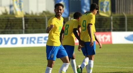 Destaque nos amistosos, Matheus Cunha quer jogar Pré-Olímpico