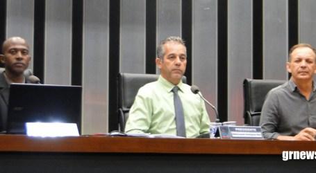 Aprovado projeto que proíbe cerol e linha chilena e vereadores discutem acréscimos no valor do contrato da Presidente Vargas