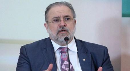 Augusto Aras cumpre as exigências técnicas para ser PGR, diz relator
