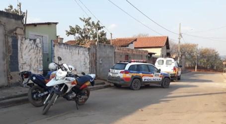 Casal denunciado por tráfico é preso com crack e cocaína em Papagaios