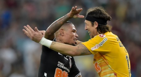 Apesar de derrota, Corinthians tem melhor defesa no primeiro turno do Brasileirão
