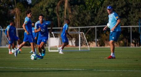 Henrique prega união para o Cruzeiro se recuperar no Brasileirão
