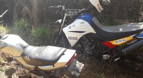 Foragido da justiça condenado a mais de 15 anos é preso em Pará de Minas por suspeita de furto de moto