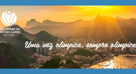 Pan-Americano Masters 2020 no Rio de Janeiro terá moeda digital