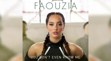Novo nome da cena POP, Faouzia lança novo single
