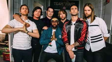 """Maroon 5 lança clipe da canção """"Memories"""""""