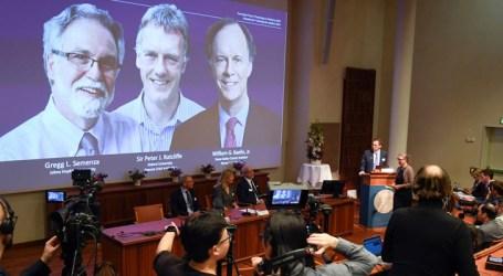 Prêmio Nobel de Medicina sai para dois americanos e um inglês