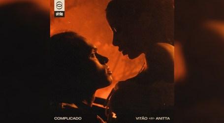 Novo single de Vitão conta com a participação estrelada de Anitta