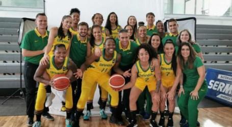 Brasil encara EUA no Pré-Olímpico de Basquete Feminino das Américas