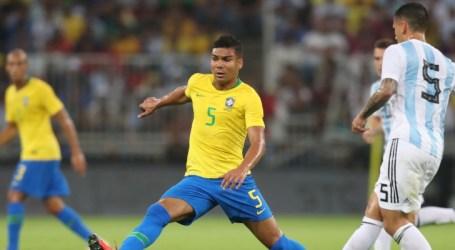 Seleção Brasileira enfrenta a Argentina nesta sexta