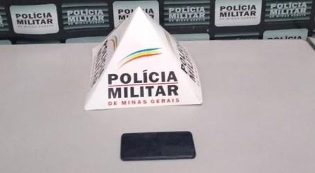 Homem é preso por receptação de celular roubado em Pará de Minas; consulta do número de série ajudou
