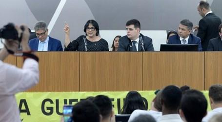 Damares diz que milhões de jovens e adolescentes brasileiros se mutilam
