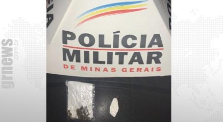 Garota é detida com cocaína e maconha após furtar em sorveteria na Avenida Presidente Vargas