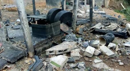 Explosão em fábrica de pólvora mata homem em Santo Antônio do Monte