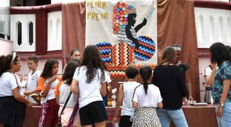 Feira Preta destaca a cultura afro-brasileira em Pará de Minas
