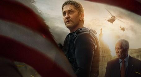 Cine News: Invasão ao Serviço Secreto