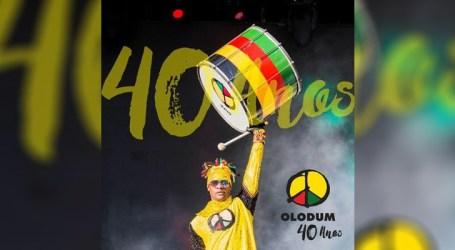 Olodum celebra história com EP de inéditas