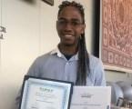 Jovem brasileiro recebe prêmio duplo em Festival de Vídeos da ONU