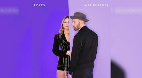 Rozes convida Mat Kearney para o lançamento de seu novo single