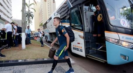 Seleção Sub-17 chega a Brasília para semifinal