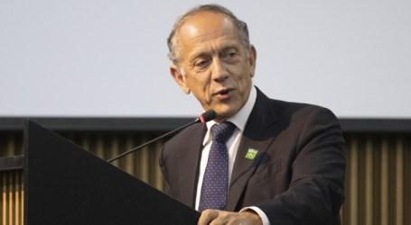 Walter Feldman é o chefe de delegação do Flamengo em Lima
