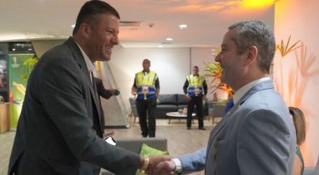 Washington assume Diretoria de Desenvolvimento do Futebol Brasileiro