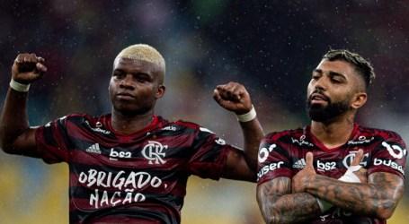 Flamengo se despede do Maracanã no Brasileirão goleando o Avaí