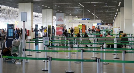 Aeroportos transmitem mensagem da Anvisa sobre coronavírus