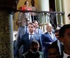 Jair Bolsonaro se reúne com Crivella no Rio para falar de finanças