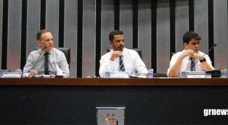 Vereadores formam comissões permanentes que atuarão na Câmara Municipal de Pará de Minas em 2020