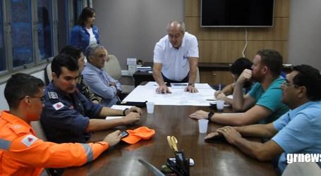 Pará de Minas elabora plano de ação para evitar tragédias durante período chuvoso