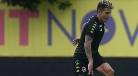 Bruno Nazário encara como decisão confronto entre Botafogo e Náutico