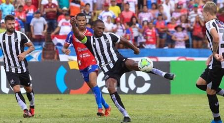 Ceará, Oeste-SP, Remo e São José-RS avançam de fase na Copa do Brasil