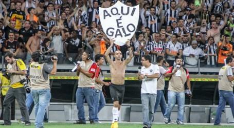 Galo apresenta Tardelli neste domingo no Mineirão