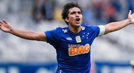 Marcelo Moreno será apresentado pelo Cruzeiro nesta terça