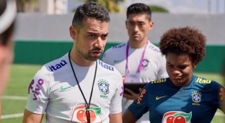 Jonas Urias convoca Seleção Feminina Sub-20 para disputa do Sul-Americano