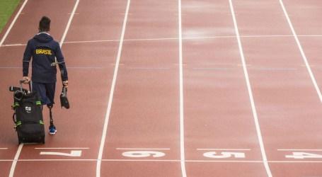 Comitê suspende treinos de seleções paralímpicas