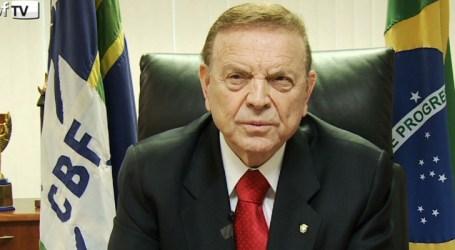 Após deixar a prisão nos EUA, ex-presidente da CBF retorna ao Brasil
