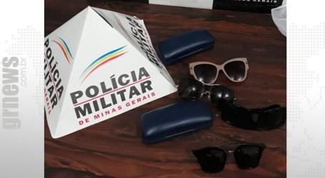 Olho Vivo ajuda PM a prender autor de furto a ótica; ele havia furtado seis óculos em Divinópolis