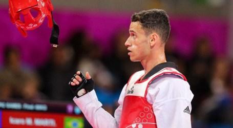 Ícaro Miguel assume liderança do ranking mundial de taekwondo até 87Kg