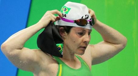 Após isolamento no Equador, nadadores paralímpicos chegam ao Brasil