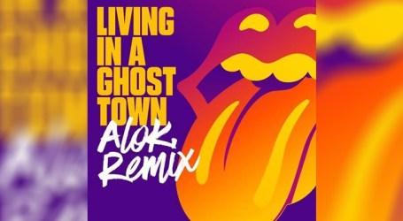 """""""Living in a Ghost Town"""", de The Rolling Stones, ganha remix produzido por Alok"""
