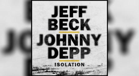 """Jeff Beck e Johnny Depp lançam clipe de """"Isolation"""""""