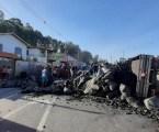 Oliveira: SAMU atende dois acidentes no mesmo trecho em menos de duas horas