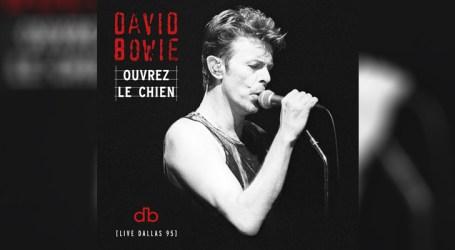 Álbum ao vivo de David Bowie terá estreia nas plataformas digitais em Julho