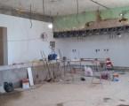 Obras estão avançadas e novo CTI do HNSC pode ser inaugurado em julho